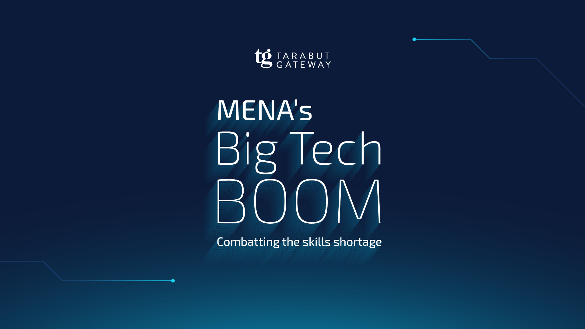 MENA's Big Tech Boom: Combatting the Skills Shortage – Recap