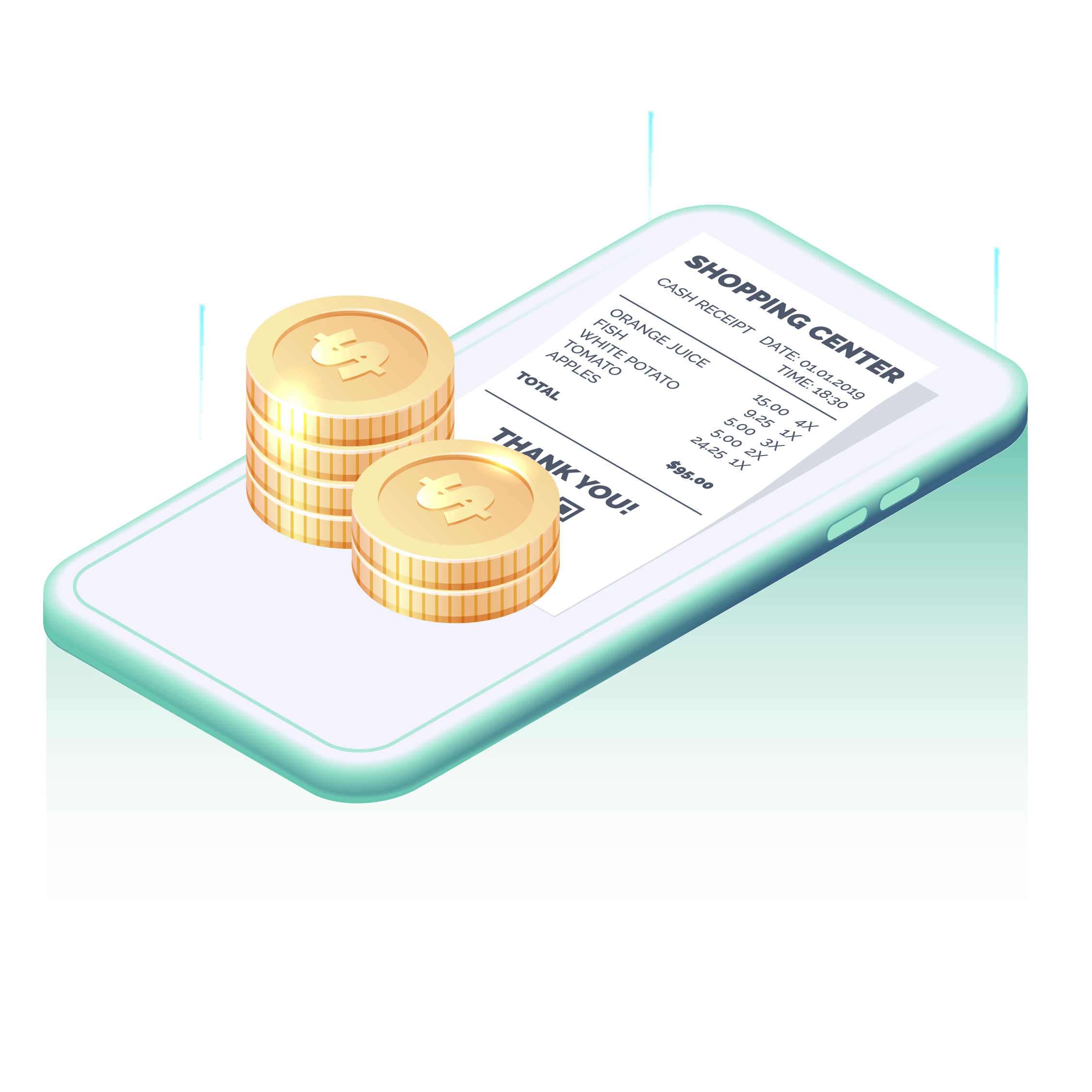 TG Pay - Payment initiation